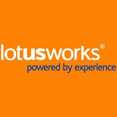 LotusWorks logo