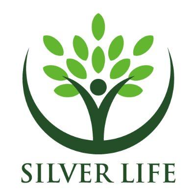 株式会社シルバーライフのロゴ