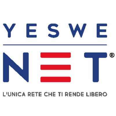 Logo YesWeNet S.p.a.