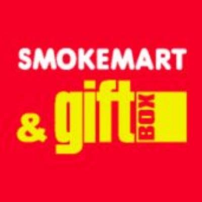 Smokemart & Giftbox logo