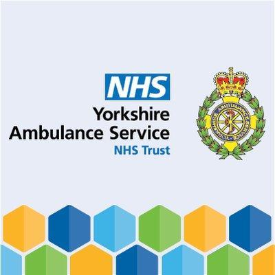 Yorkshire Ambulance Service NHS Trust logo