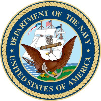 U.S. Department of the Navy logo