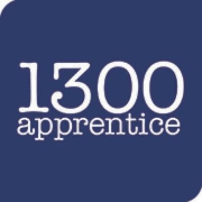 1300apprentice logo