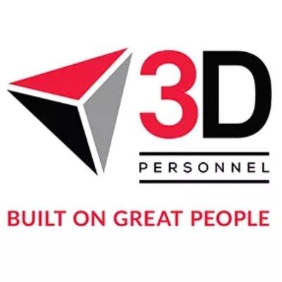 3D Personnel logo