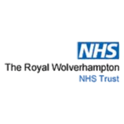 The Royal Wolverhampton NHS Trust logo