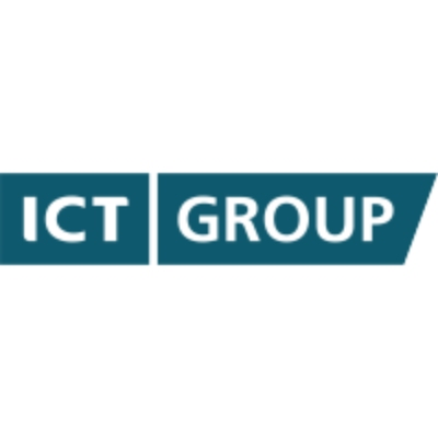 Logo van ICT Group