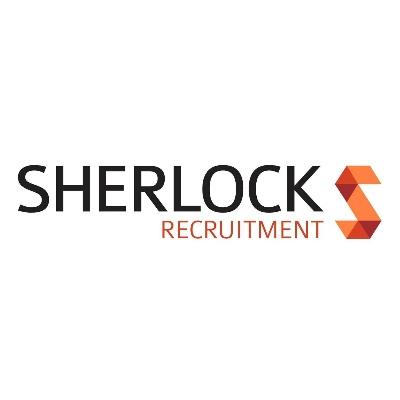 Sherlock Recruitment logo