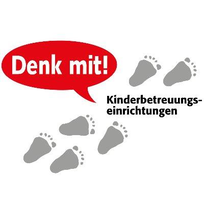 Denk mit! Kinderbetreuungseinrichtungen GmbH & Co. KG-Logo