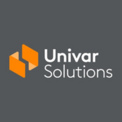 logotipo de la empresa Univar Solutions