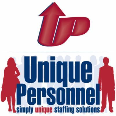 Unique Personnel logo