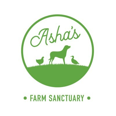 Asha's Farm Sanctuary logo