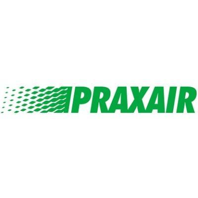 logotipo de la empresa Praxair
