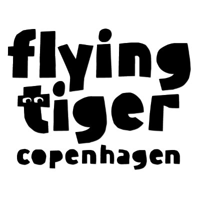 Flying Tiger Copenhagen λογότυπο