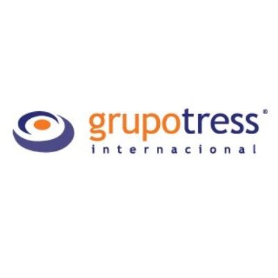 logotipo de la empresa Grupo Tress Internacional