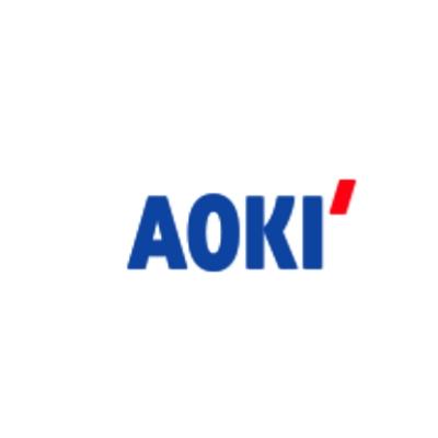 株式会社AOKIのロゴ