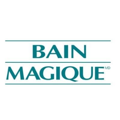 Logo Bain Magique