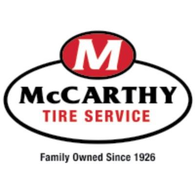 McCarthy Tire Service Company logo