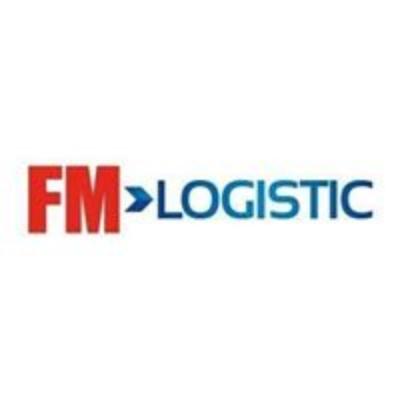 Logo firmy - FM LOGISTIC