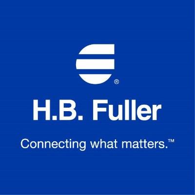 logotipo de la empresa H.B. Fuller