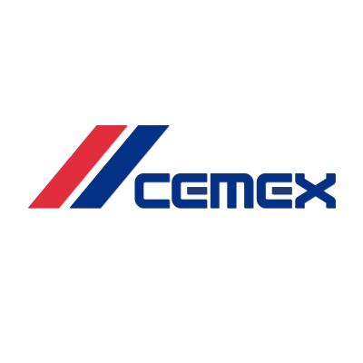 logotipo de la empresa CEMEX