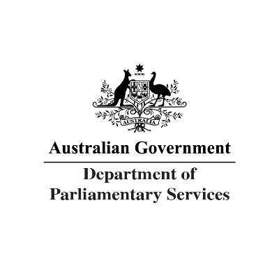 Department of Parliamentary Services logo