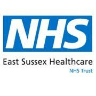 East Sussex Healthcare NHS Trust logo