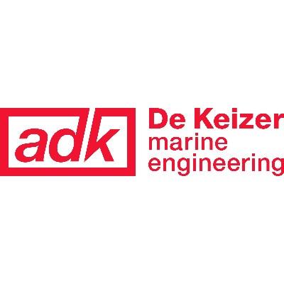Logo van De Keizer Marine engineering