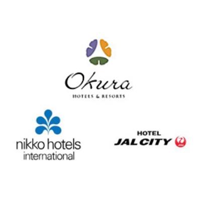 株式会社オークラニッコーホテルマネジメントのロゴ