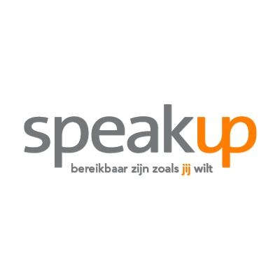 Logo van SpeakUp