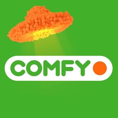 Лого компании COMFY