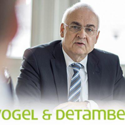 Vogel & Detambel GbR-Logo