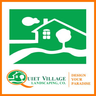 Quiet Village Landscaping Co. logo