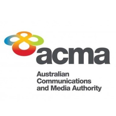 Australian Communications and Media Authority logo