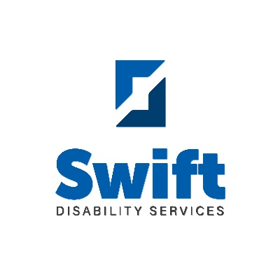Logo Swift Disability Services Ltd.
