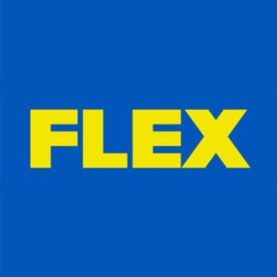 フレックス株式会社のロゴ