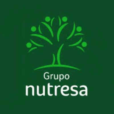logotipo de la empresa Grupo Nutresa