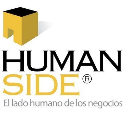 logotipo de la empresa Human Side ®