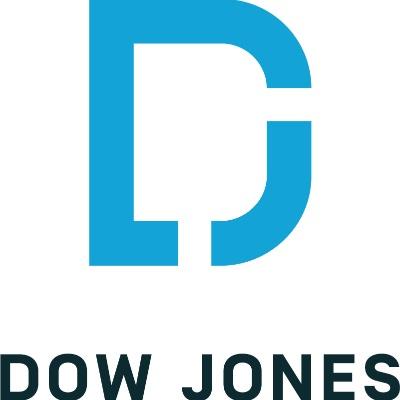 logotipo de la empresa Dow Jones
