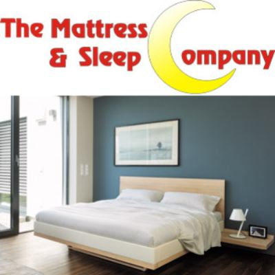 The Mattress & Sleep Company logo