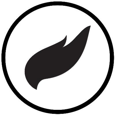 Blazing Editions logo