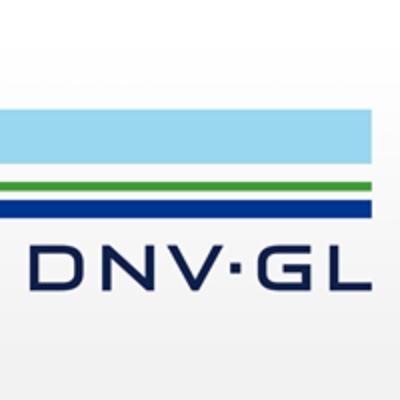 logotipo de la empresa DNV GL