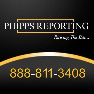 PHIPPS REPORTING logo