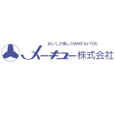 メーキュー株式会社のロゴ