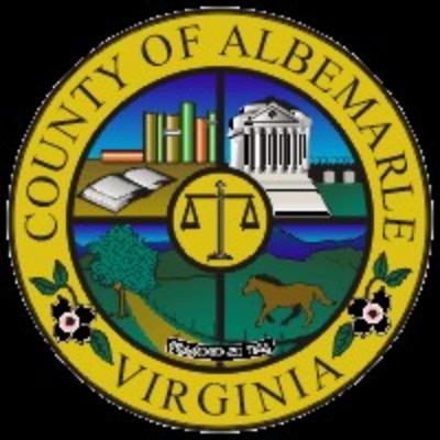 Albemarle County Public Schools and Local Government logo