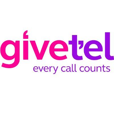 GiveTel logo