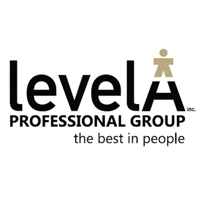 Logo Level A Professional Group