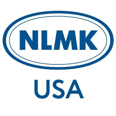 NLMK USA logo