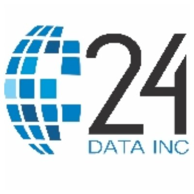 24 DATA Inc. logo