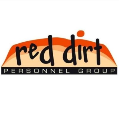 Red Dirt Personnel Group logo