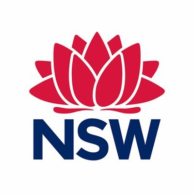 NSW Department of Justice logo